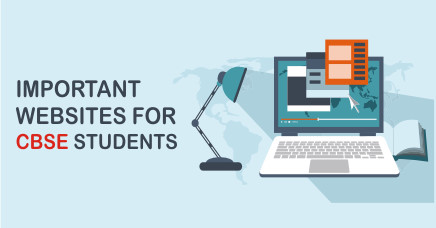 List of Important Official Websites for every CBSE student