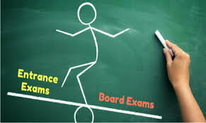 8 Tips to Balance study plans for Entrance Exams and Board preparations